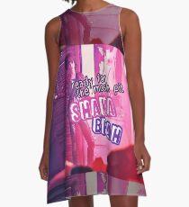 Mosh Pit Shaka Brah A-Line Dress