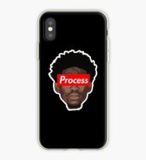 Process (Black) iPhone Case