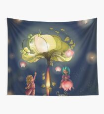 Automne Wall Tapestry