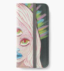 Three-eyed Princess iPhone Wallet