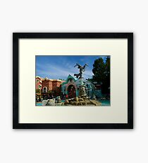 Roger Rabbit Framed Print