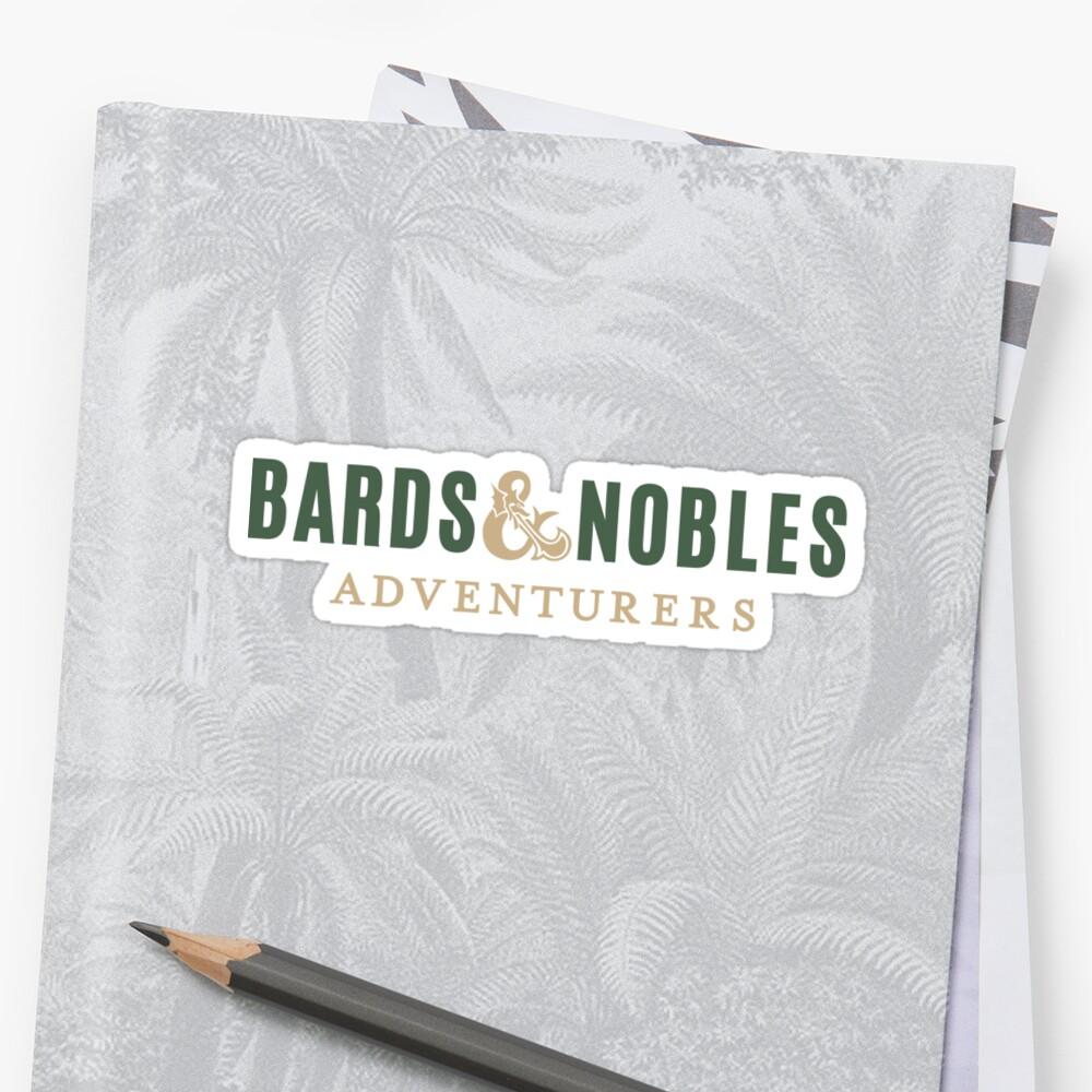Bards & Nobles by InsomniaStudios