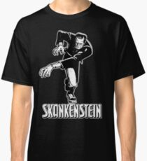 Skankenstein Monster Classic T-Shirt