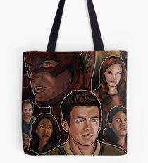 Very Fast Man Tote Bag