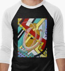 Blink Men's Baseball ¾ T-Shirt