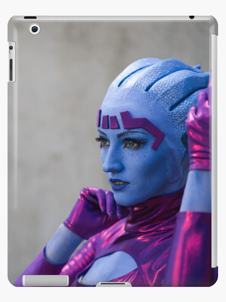 Asari Cosplay By Arizzel Cosplay Ipad Cases Skins By Pandariot779