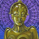 Maria by Wm. Randal Painter