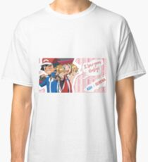 I love you Baby! (Amourshipping) Classic T-Shirt
