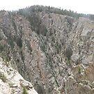 Toltec Gorge, Colorado by lenspiro