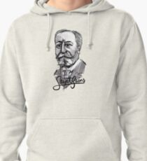 Camille Saint-Saëns - composer Pullover Hoodie