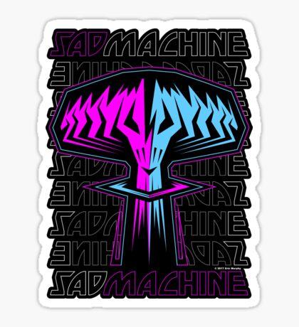 Oblivion - 2017 by Eric Murphy Sticker