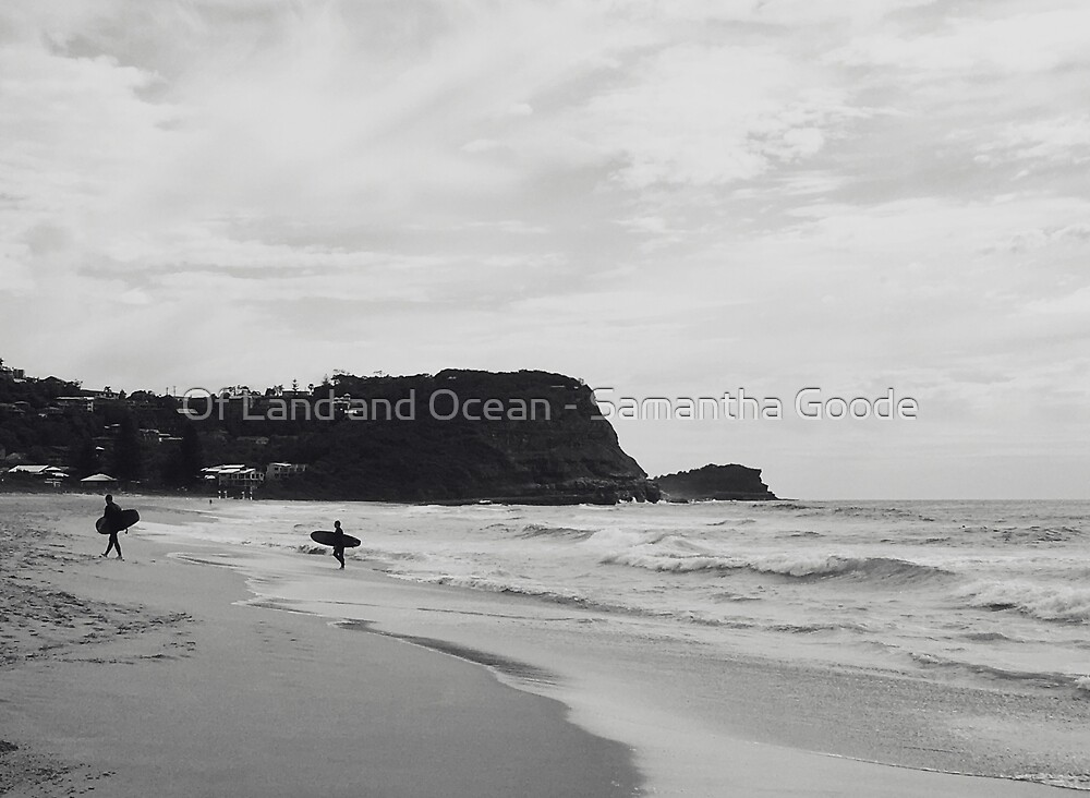 Avoca Beach by Of Land & Ocean - Samantha Goode