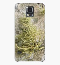 Lichen on tomb in Shalwy Valley, Kilcar, Donegal Case/Skin for Samsung Galaxy