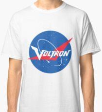 Voltron Nasa Logo Classic T-Shirt