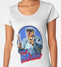 the Mush Premium Scoop T-Shirt