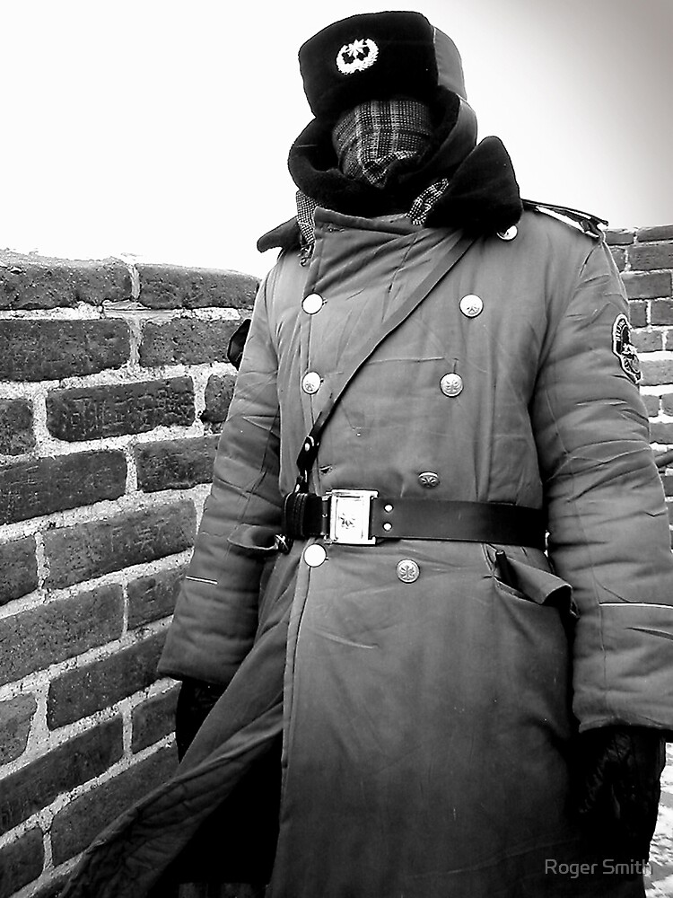 'Patrolling the Wall' by Roger Smith