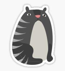 saddest cat Sticker