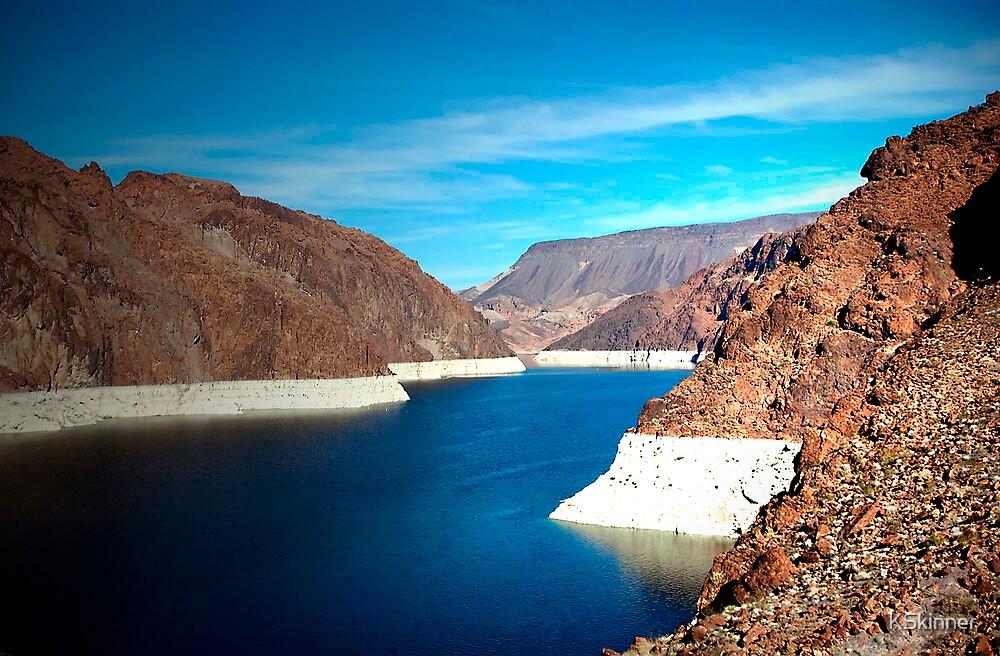 Lake Mead by KSkinner