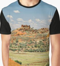 Outback Queensland Graphic T-Shirt