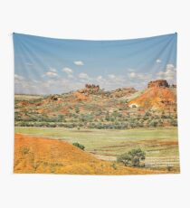 Outback Queensland Wall Tapestry