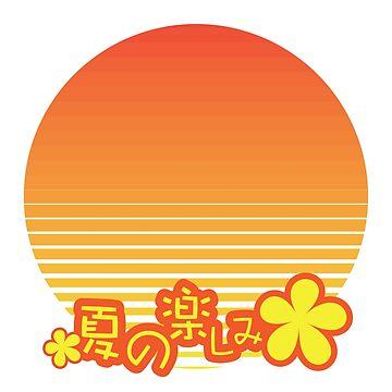 Summer Fun - Japanese by DiseasedBones