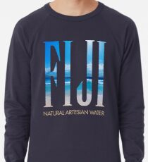 FIJI WATER Lightweight Sweatshirt