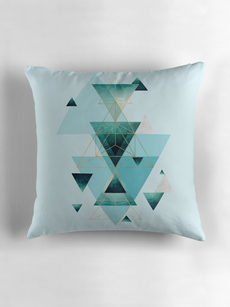 cushion accent watercolor il pillow throw print decorative red teal cover gold grande fullxfull products decor home