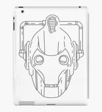 Cybermenlines wholines iPad Case/Skin