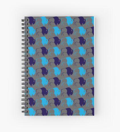 Buffalo Spirit Spiral Notebook