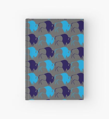 Buffalo Spirit Hardcover Journal