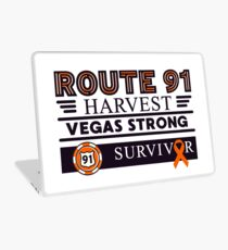 Las Vegas Survivor Mass Shooting  | This is the original design and uploaded at 8100 px = super high quality printing Laptop Skin