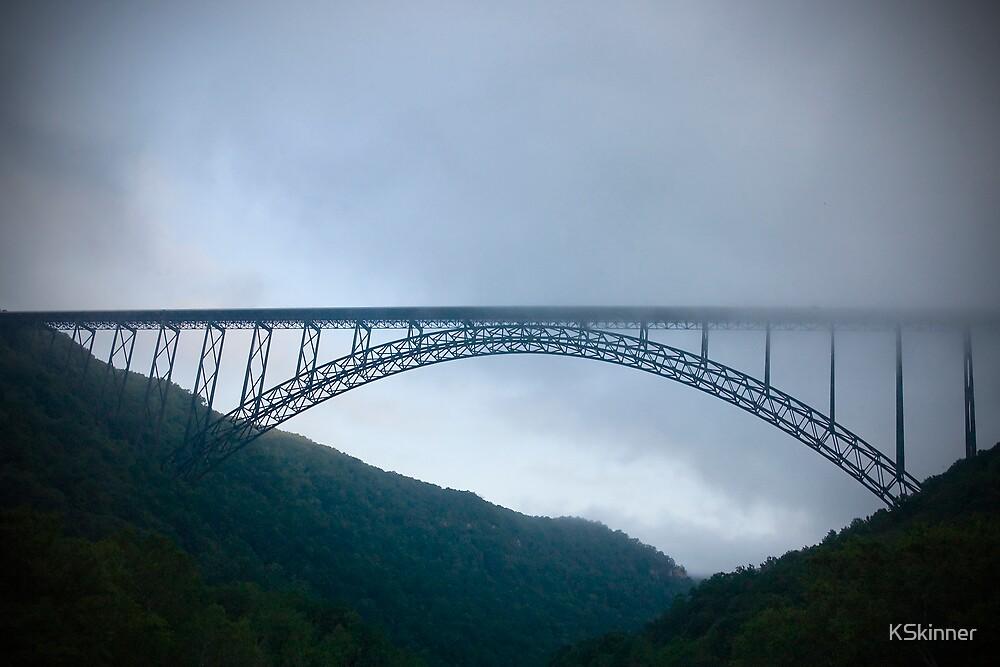 New River Gorge Bridge by KSkinner