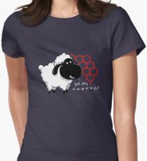 Catan You Give Me Wood Women's Fitted T-Shirt