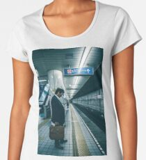 The Way to Work Women's Premium T-Shirt