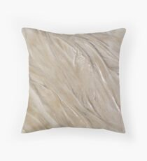 Sand Shapes - Throw Pillow Cover Throw Pillow