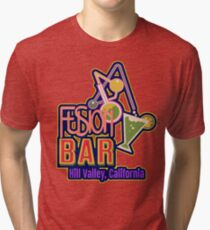 Fusion Bar Hill Valley Tri-blend T-Shirt