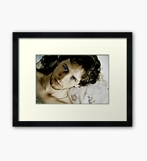 Christopher Framed Print