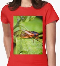 Cicada 7543 Women's Fitted T-Shirt