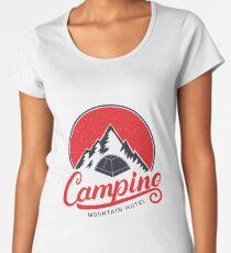Going to the Mountains Women's Premium T-Shirt