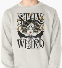 Rose and The Ravens {Stay Weird} Colour Version Pullover