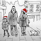 Christmas stroll through Bath by Matt Mawson