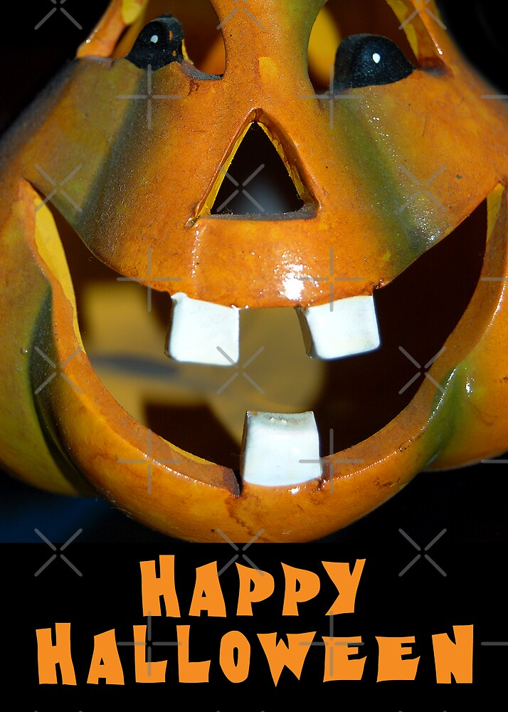 Happy Halloween by monica palermo