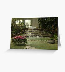 Devonian Gardens, Calgary Greeting Card