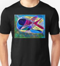 'Abstract Digital painting' Unisex T-Shirt