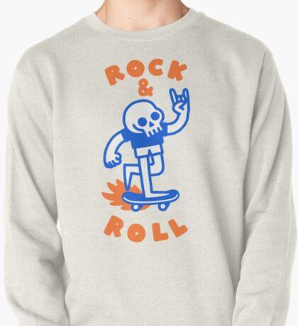 ROCK & ROLL SKULL T-Shirt