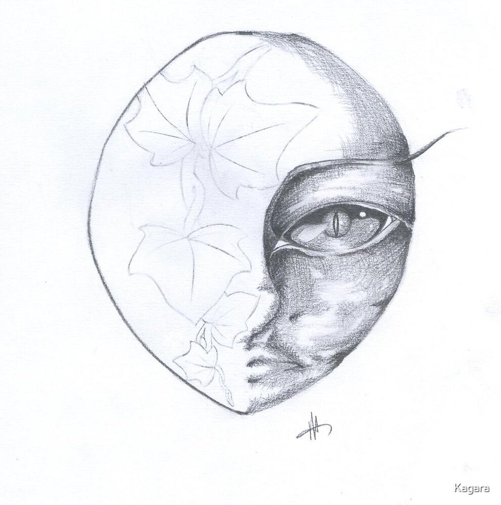 Mask #02 by Kagara