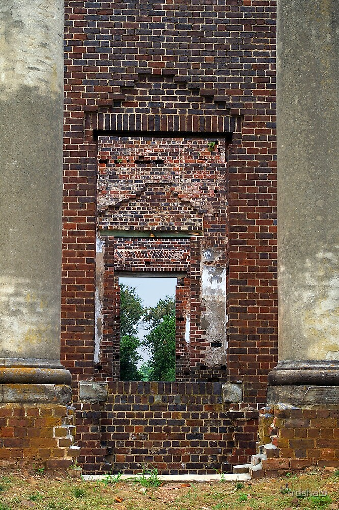 Ruin at the Winery 2 by rdshaw