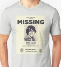 Richie Tozier missing -  IT Film Unisex T-Shirt