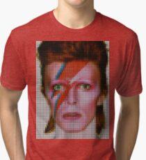 David Bowie Tri-blend T-Shirt