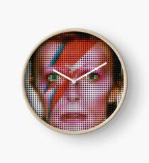 David Bowie Clock